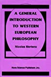 A General Introduction to Western Philosophy, Mertens, Nicolas, 1560724927