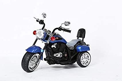 Amazon.com: DTI Direct, estilo Chopper paseo en moto para ...