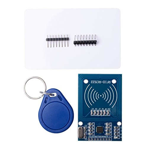 RC522 RFID Card Reader Module Kits with Key Chain Tag Combo
