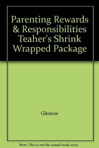 Parenting Rewards & Responsibilities Teaher's Shrink Wrapped - Shrink Binding Wrapped