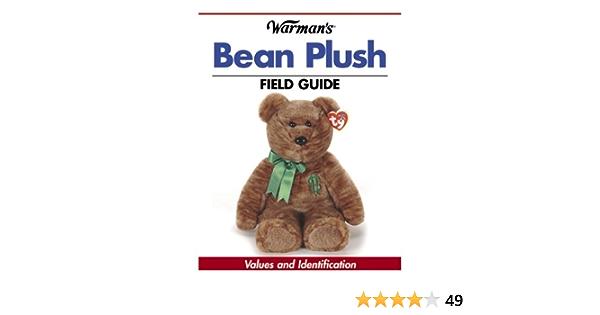 Warman/'s Field Guide Warman/'s Bean Plush Field Guide Values and Identification