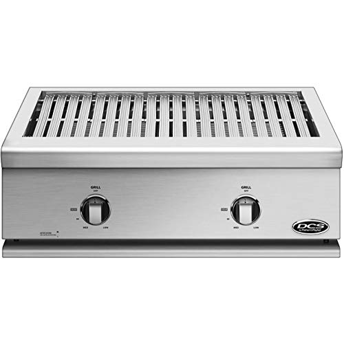 DCS Liberty Built-In All-Grill (71125) (BFGC-30G-N), 30-Inch, Natural Gas (Renewed)