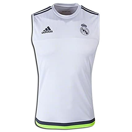 best sneakers fc7d4 9a8b3 Amazon.com : adidas Soccer Training Jersey: adidas Real ...