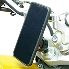 13.3-14.7mm Motorcycle Fork Stem Yoke Mount & TiGRA FITCLIC Neo LITE Case for Google Pixel 4 fits Yamaha R1 SeriesFitClic Neo is the most secure and versatile phone mount system for any situation.The two-piece modular design allows users ...