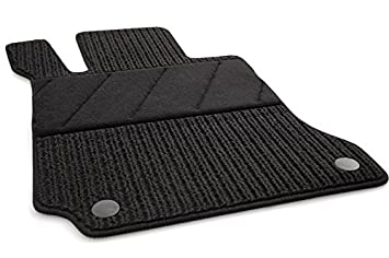 Amazon.es: Alfombrillas originales para Mercedes Clase C W204/S204 (lateral del conductor)