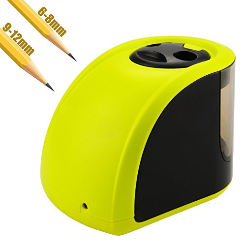 Hipiwe Sharpener Different Electronic Battery Powered