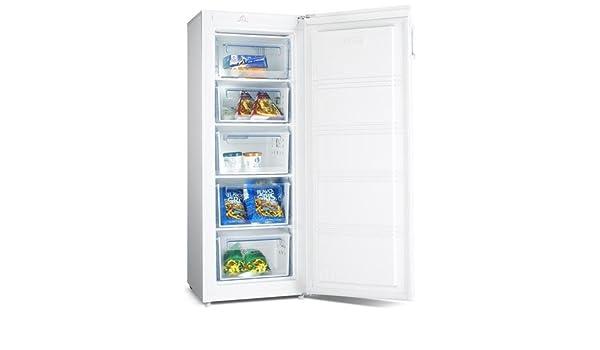 HISENSE Congelador Vertical FV221D4BW1 Clase A Capacidad Bruta y ...