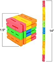 """2 Pack Party Favor and Stocking Stuffer for Boys and Girls Fun Educational Brain Teaser Fidget Sensory Toy 