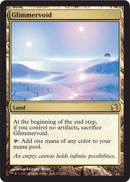 Magic: the Gathering - Glimmervoid - Modern Masters