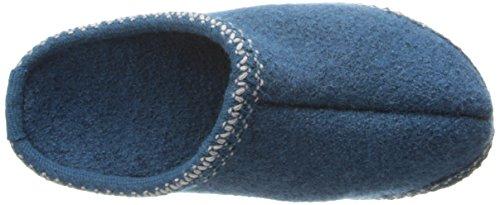 Haflinger Dames As93 Platte Groenblauw