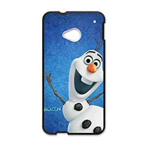 KKDTT Frozen good quality fashion Cell Phone Case for HTC One M7