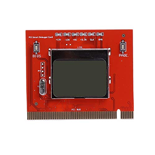 Hariier PC LCD PCI Display Computer Analyzer Motherboard Diagnostic Debug Card Tester for PC Laptop Desktop