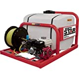 NorthStar Skid Sprayer - 100-Gallon Tank, 160cc Honda GX160 Engine