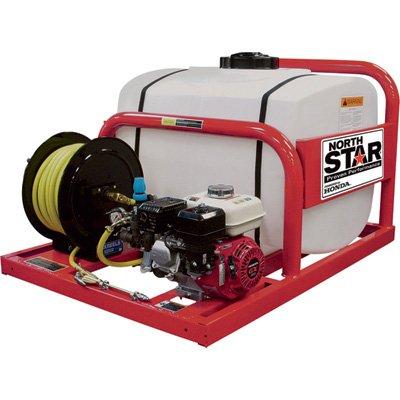 Photo NorthStar Skid Sprayer - 100-Gallon Capacity, 160cc Honda GX160 Engine