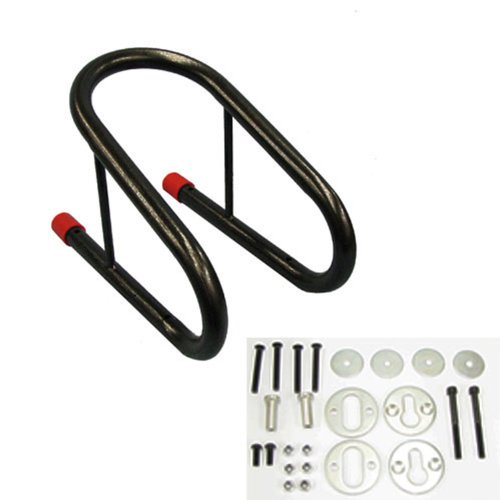 "Kage Racing (MCCH6.5) 6.5"" Removable Motorcycle Wheel Chock Kit"