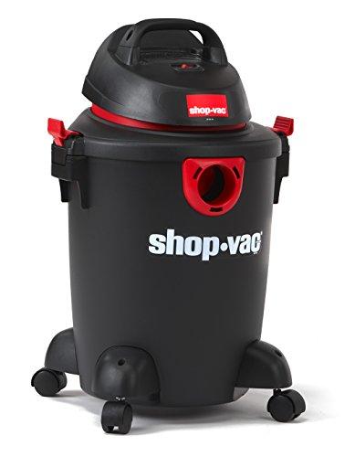 (Shop-Vac 5985000 6 gallon 3.0 Peak HP Classic Wet Dry Vacuum, Black/Red)