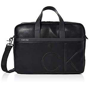 Calvin Klein Men's Ck Up 2g Laptop Bag Shoulder Bag
