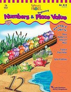 FRANK SCHAFFER PUBLICATIONS FUNTASTIC FROGS NUMBERS & SETFUNTASTIC FROGS NUMBERS & ()