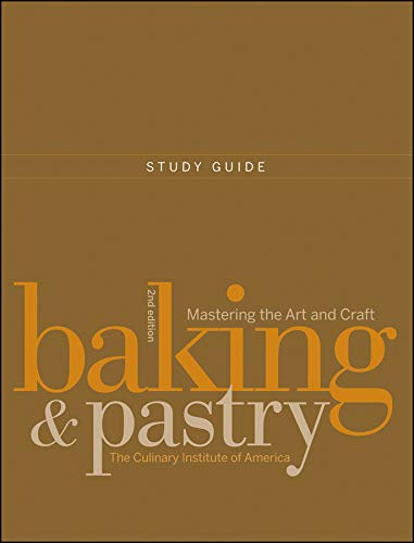 study guide baking and pastry - 2