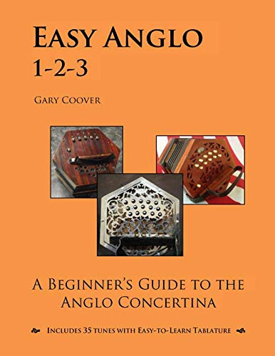 Easy Anglo 1-2-3: A Beginner