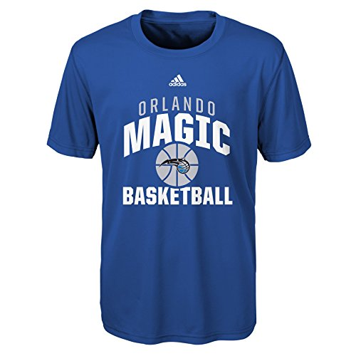 fan products of NBA Rep Big Performance Short Sleeve Tee-Strong Blue-XL(18), Orlando Magic