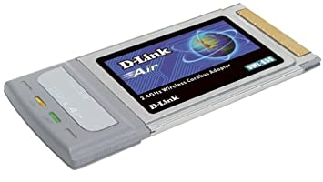 DRIVERS: DLINK AIRPLUS DWL 650