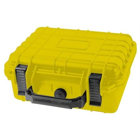 10inch Yellow Tactical Weatherproof Equipment Case