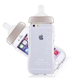 Amazon.com: A-Smile @ Iphone 5/5G/5S/SE Case,Baby Bottle