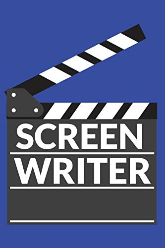 """Screenwriters' Journal: 100 Page Lined Journal 6"""" x 9"""