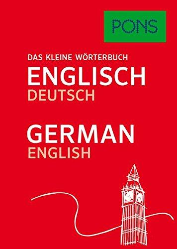 PONS Das Kleine Wörterbuch Englisch  Englisch Deutsch   Deutsch Englisch