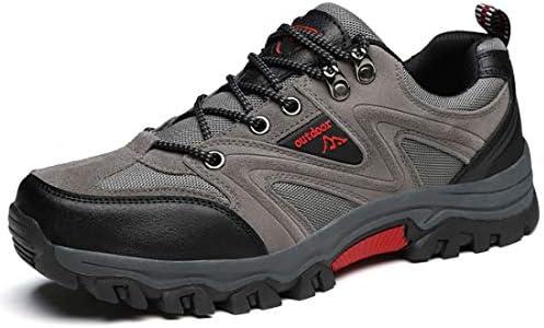 トレッキングシューズ メンズ レディース 防滑 登山靴 通気性 軽量 アウトドア ハイキングシューズ 男女兼用