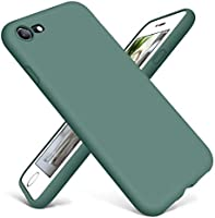 DTTO iPhone SE Case 2020,iPhone 7 8 Silicone Phone Case, [Romance Series] Shockproof Anti-Drop Phone Case with Honeycomb...