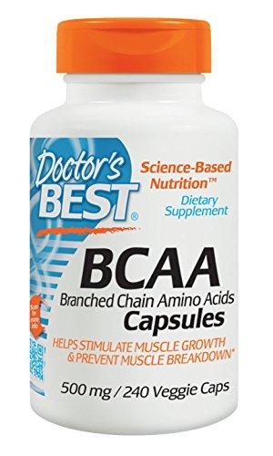 Doctors Best BCAA Supplement Count product image
