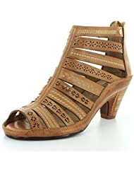 Pikolinos Womens Java Heeled Sandal