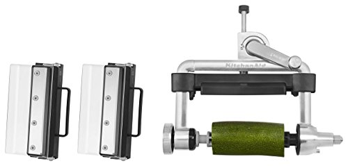 KitchenAid KSMSCA Vegetable Sheet Cutter, 1, Metallic by KitchenAid (Image #2)