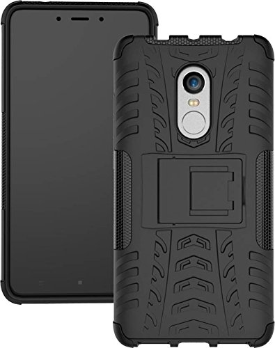 outlet store b2023 7a428 Zynk Case Hard Bumper Case For Redmi Note 5 (Black)