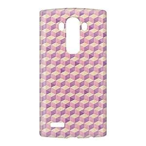 Loud Universe LG G4 Geometry Decorative Print 3D Wrap Around Case - Multi Color