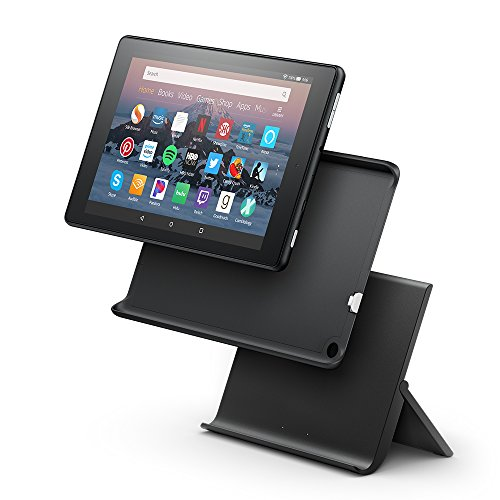 All-New Show Mode Charging Dock for Fire HD 8 (7th Generation – 2017 Release)
