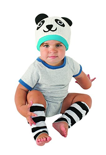 Panda Kids Costumes Kit (Rubie's Costume Co Baby's Panda Costume Kit, Multi, 6-12 Months)