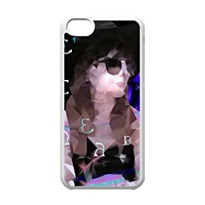 iPhone 5C Phone Case White I'M The Supreme RE5F4UBG Cover On Cell Phone Cases