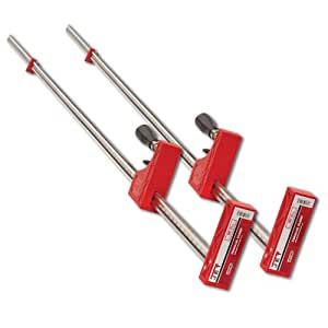 "Jet 70460-2  60"" Parallel Clamp 2 Pack"