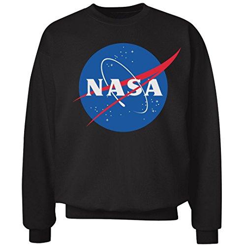 - Customized Girl Her Trendy NASA Sweater: Unisex Ultimate Crewneck Sweatshirt