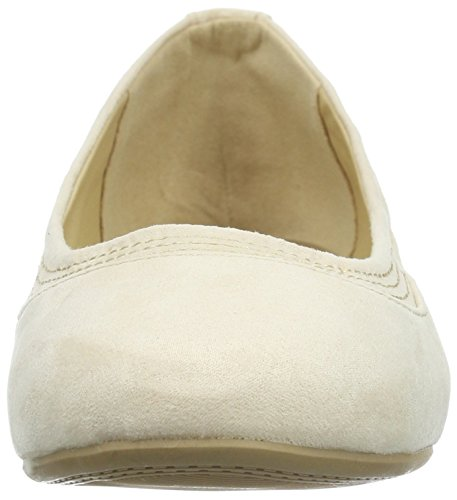 Another Pair of Shoes Bellaae1, Bailarinas para Mujer Beige (nude98)