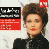June Anderson - Airs d'opéras français et italiens [Import anglais]