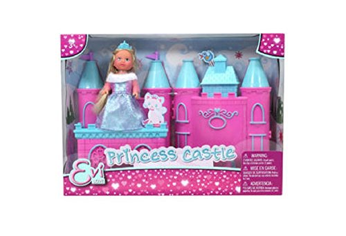 Evi Love Princess Castle Playset