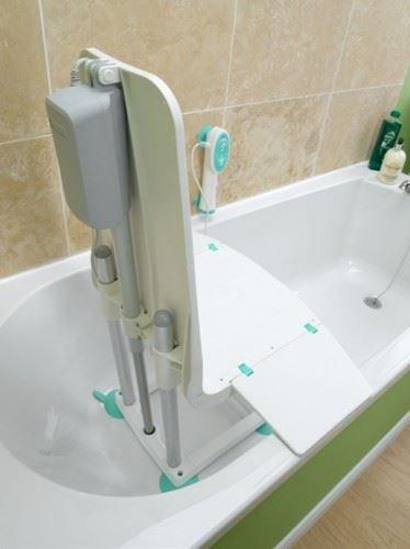 Bathlift Splash seat heigth 7-46 cm: Amazon.co.uk: Beauty