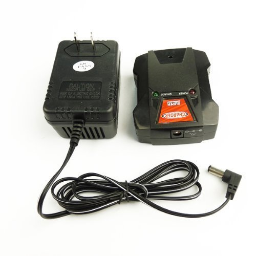 7.4V Li-po Battery Charger Box Set DH 9053-25 DH9053-26 for The Double Horse 9053 Gyro Helicopter