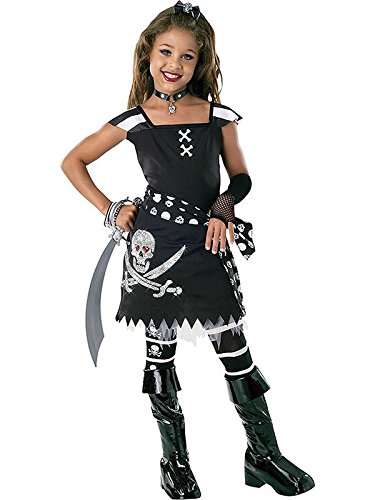 Drama Queens: Bad Spirit Kids Costume Small 4-6 ()