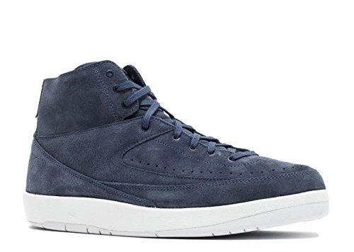 Nike Jordan Retro Ii - 897521402 Blanco-azul