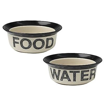 Petrageous Designs Pooch Basics Pet Bowl